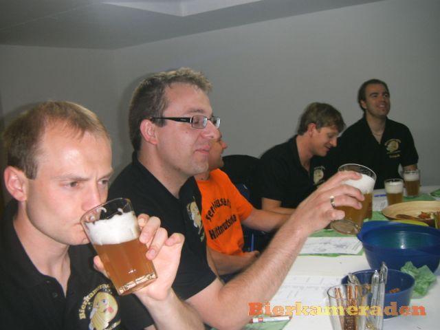 bier schmeckt komisch